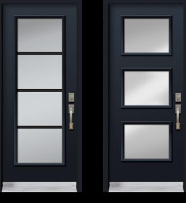 Entrance Door & Doors Demo - Calgary Windows \u0026 Doors