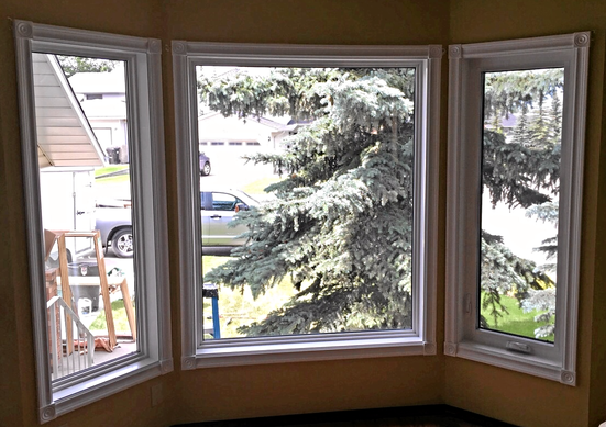difference between bay and bow windows calgary windows